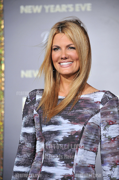 "Courtney Hansen at the world premiere of ""New Year's Eve"" at Grauman's Chinese Theatre, Hollywood..December 5, 2011  Los Angeles, CA.Picture: Paul Smith / Featureflash"
