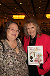 Vikki and Karolyn Grimes - Zuzu in Its a Wonderful Life - at the 14th Annual Mid-Atlantic Nostalgia Convention in Hunt Valley, Maryland (Photo by Sue Coflin/Max Photos)