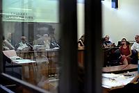 Roma, 17 Luglio 2018<br /> Ilaria Cucchi testimonia.<br /> Processo Cucchi Bis contro 5 Carabinieri accusati della morte di Stafano Cucchi