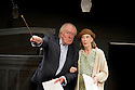 All That Fall . A Radio Play by Samuel Beckett directed by Trevor Nunn. With Michael Gambon as Mr Rooney, Eileen Atkins as Mrs Rooney. Opens at The Jermyn Street Theatre on 11/10/12.  CREDIT Geraint Lewis
