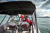 USA, Alaska, Homer, China Poot Bay, Kachemak Bay, boat ride to Kachemak Bay Wilderness Lodge