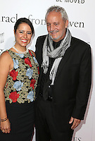 "09 March 2016 - Hollywood, California - Patricia Riggen, Checco Varese. ""Miracles From Heaven"" Los Angeles Premiere held at ArcLight Hollywood. Photo Credit: Sammi/AdMedia"