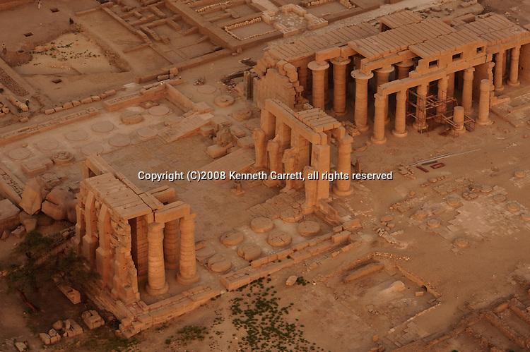 Hatshepsut, Egypt, Balloon Aerials, West Bank, Luxor