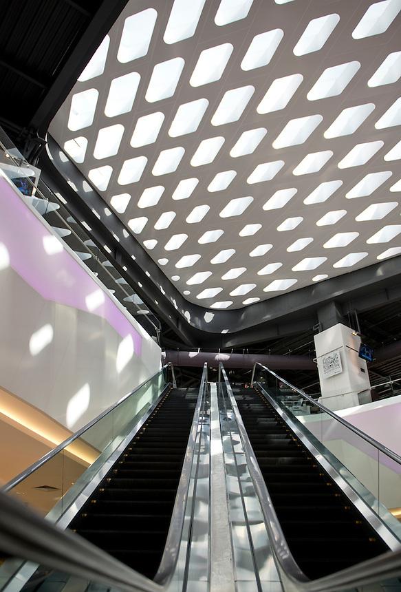 Liverpool department store designed by Architect Michel Rojkind in Interlomas Estado de Mexico