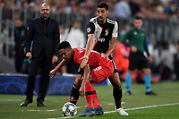 Sami Khedira of Juventus , Wendell of Leverkusen <br /> Torino 01/10/2019 Juventus Stadium <br /> Football Champions League 2019//2020 <br /> Group Stage Group D <br /> Juventus - Leverkusen <br /> Photo Andrea Staccioli / Insidefoto