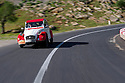 07/05/14<br /> <br /> McLaren's Team Manager Alastair Caldwell helped James Hunt to F1 victory in 1976. <br /> <br /> The motor racing legend has just completed another challenge of similar magnitude. Winning a 2000 mile rally around Morocco, driving a French classic that boasts a measly 29 brake horse power - a Citroen 2CV.<br /> <br /> Driving one of 16 2CVs recently rebuilt from the ground-up with roll cages and rally equipment by 2CV Adventures, Alistair joined other drivers in a rally named The Marrakech Express that saw the little cars, once the butt of motoring jokes, take in the mountains and deserts of Northern Africa. <br /> <br /> Special regularities, or stages, tested the tin snails' ability to maintain an average speed over a given distance. Often these dizzying average speeds were over 30 mph and tested the mettle of drivers, navigators and the cars to the limit.<br /> <br /> A support crew kept all the cars on the road and kept Alistair and the other drivers stocked-up with spare wheel-rims - 102 in total - tyres, engines and gearboxes. <br /> <br /> Alistair who claimed to have only let ten cars pass him over the whole ten days, said: &quot;You have to keep momentum, if you slow down you're finished for hours.<br /> <br /> &quot;You wouldn't say the handling was that good but it's certainly funny&quot;.<br /> <br /> The Marrakech Express was the first of many rallies planned for the 2CVs across Europe and northern Africa over the next few years. They are targeted at rally enthusiasts who can just turn and pay to drive a ready-prepared car in a fully supported event.