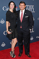 Washington D.C., USA - MAY 02: Amy Baier, Bret Baier at The Hill and Entertainment Tonight Celebrate The White House Correspondents' Dinner Weekend held at the Embassy of Canada on May 2, 2014 in Washington D.C., United States. (Photo by Xavier Collin/Celebrity Monitor)