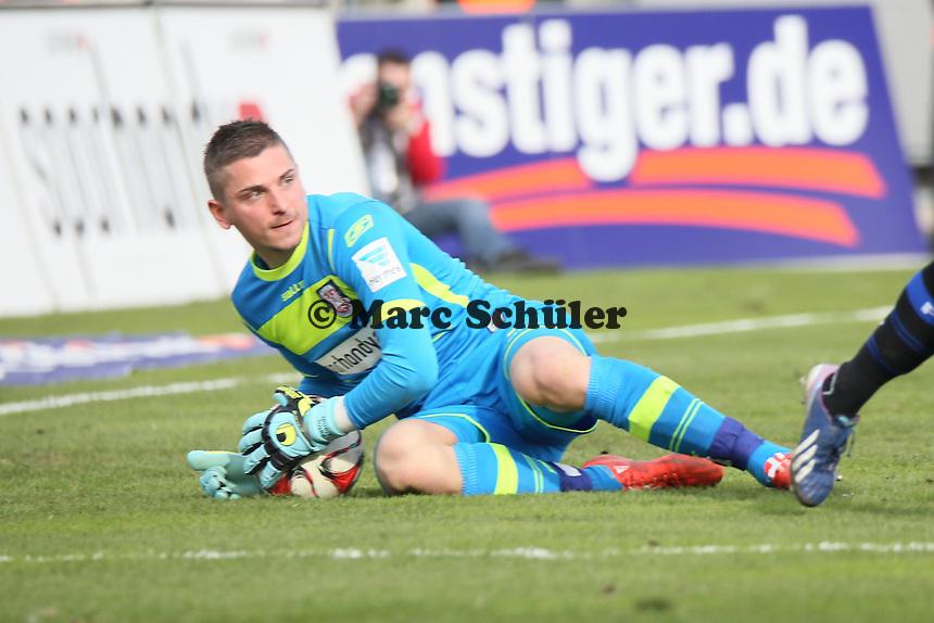 Patric Klandt (FSV) - FSV Frankfurt vs. SV Darmstadt 98, Frankfurter Volksbank Stadion