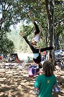 Visiting Arredondo family. Camping with Felix, Rancho Santa Helena, Hidalgo, Mexico