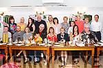 Geraldine McGlinn from Knocknagoshel celebrated her 40th. Birthday last Saturday night with family in Leen's Hotel Abbeyfeale.<br /> Seated: L-R Mark Deane, Mikey McGlinn, Rose Keane, John Scannell (Partner), Charlie Scannell (Son), Geraldine McGlynn (Birthday Girl), Ann McGlynn, Caroline Gleeson, Maura Keane.<br /> Back: Mary Deane, Liz McGlinn, Nicole McGlynn, Gerard Keane, David O' Sullivan, Fiona O' Sullivan, Julie Gleeson, Shauna Reidy, Pearl Myres, Eileen Reidy, Seanie Myres.