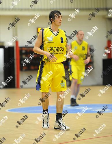 11-11-06 / Basketbal / seizoen 2011-2012 / Okido Arendonk / K Vervecken..Foto: Mpics
