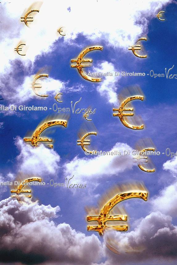 Euro money......