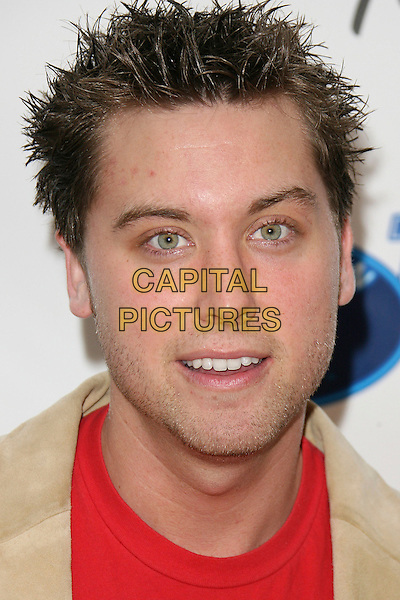 LANCE BASS.American Idol Season 5 Launch Party - Arrivals held at Cinespace, Los Angeles, California, USA,.18 February 2006..portrait headshot.Ref: ADM/ZL.www.capitalpictures.com.sales@capitalpictures.com.©Zach Lipp/AdMedia/Capital Pictures.