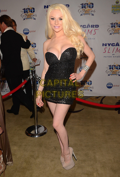 02 March 2014 - Beverly Hills, California - Courtney Stodden .  24th Annual Night of 100 Stars Oscar Viewing Party celebrating the 86th Annual Academy Awards held at the Beverly Hills Hotel.  <br /> CAP/ADM/BT<br /> &copy;Birdie Thompson/AdMedia/Capital Pictures