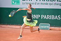 Olympe Lancelot of France during Day 8 of the French Open 2018 on June 3, 2018 in Paris, France. (Photo by Baptiste Fernandez/Icon Sport)