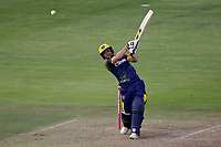 Graham Wagg hits 6 runs for Glamorgan during Glamorgan vs Essex Eagles, Vitality Blast T20 Cricket at the Sophia Gardens Cardiff on 7th August 2018