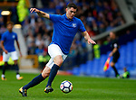 Everton's Michael Keane during the pre season friendly match at Goodison Park Stadium, Liverpool. Picture date 6th August 2017. Picture credit should read: Paul Thomas/Sportimage