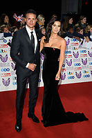 LONDON, UK. October 29, 2018: Jermaine Jenas at the Pride of Britain Awards 2018 at the Grosvenor House Hotel, London.<br /> Picture: Steve Vas/Featureflash