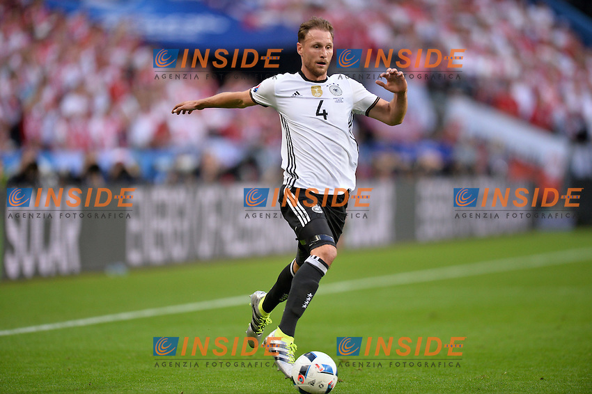 Benedikt Howedes (all) <br /> Paris 16-06-2016 Stade de France Football Euro2016 Germany - Poland / Germania - Polonia Group Stage Group C. Foto Anthony BIBARD / FEP / Panoramic