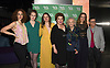 The cast, Alison Cimmet, Brenda Meaney, Gina Costigan, Klea Blackhurst, Haley Mills, Allison Jean White and Amanda Bearse  attend the Opening Night of &quot;Party Face&quot; on January 22, 2018 at Robert at the Museum of Art and DesiBrenda Meaney, gn in New York, New York, USA.<br /> <br /> photo by Robin Platzer/Twin Images<br />  <br /> phone number 212-935-0770