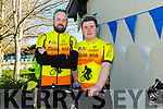 At the Annual Le tour de Ballyfinnane on Saturday were Tim Nolan and Aaron O'Mahony