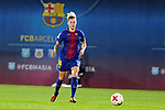 Spanish Women's Football League Iberdrola 2017/18 - Game: 9.<br /> FC Barcelona vs Madrid CFF: 7-0.<br /> Mapi Leon.