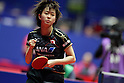 Kasumi Ishikawa (JPN), .MARCH 27, 2012 - Table Tennis : Kasumi Ishikawa of Japan in action during the LIEBHERR Table Tennis Team World Cup 2012 Championship division group C womens team match between Japan and Germany at Westfalenhalle on March 27, 2012 in Dortmund, Germany. .(Photo by AFLO) [2268]