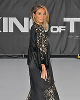 "Megan McKenna at the ""King of Thieves"" world film premiere, Vue West End, Leicester Square, London, England, UK, on Wednesday 12 September 2018.<br /> CAP/CAN<br /> ©CAN/Capital Pictures"