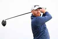 Dave Lowry (Corrstown) on the 2nd tee during Round 2 of The East of Ireland Amateur Open Championship in Co. Louth Golf Club, Baltray on Sunday 2nd June 2019.<br /> <br /> Picture:  Thos Caffrey / www.golffile.ie<br /> <br /> All photos usage must carry mandatory copyright credit (© Golffile   Thos Caffrey)