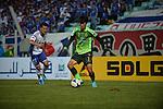 Jeonbuk Hyundai Motors (KOR) vs Yokohama F Marinos (JPN) during the 2014 AFC Champions League Match Day 1 Group G match on 26 February 2014 at Jeonju World Cup Stadium, Jeonju, South Korea. Photo by Stringer / Lagardere Sports