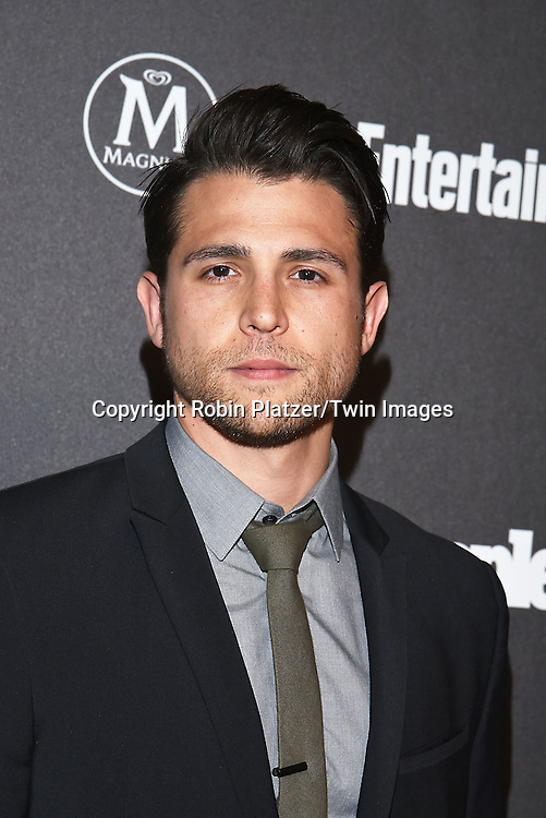 Lenny Platt attends the Entertainment Weekly &amp; PEOPLE Magazine New York Upfronts Celebration on May 16, 2016 at Cedar Lake in New York, New York, USA.<br /> <br /> photo by Robin Platzer/Twin Images<br />  <br /> phone number 212-935-0770