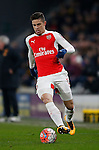 Gabriel Paulista of Arsenal - English FA Cup - Hull City vs Arsenal - The KC Stadium - Hull - England - 8th March 2016 - Picture Simon Bellis/Sportimage