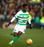 1st December 2019; Global Energy Stadium, Dingwall, Highland, Scotland; Scottish Premiership Football, Ross County versus Celtic; Jeremie Frimpong of Celtic on the ball - Editorial Use