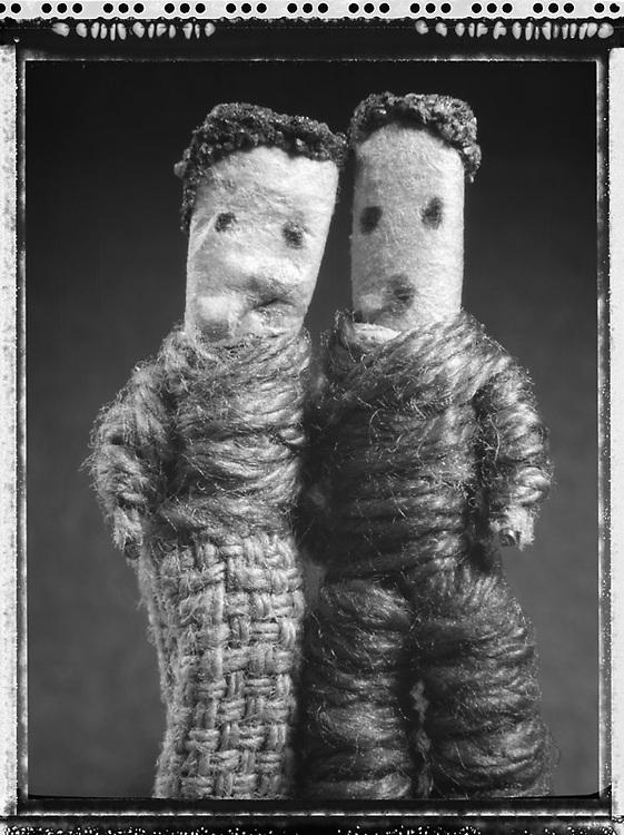 Untitled Effigy Number Nine, 2005 (Couple).