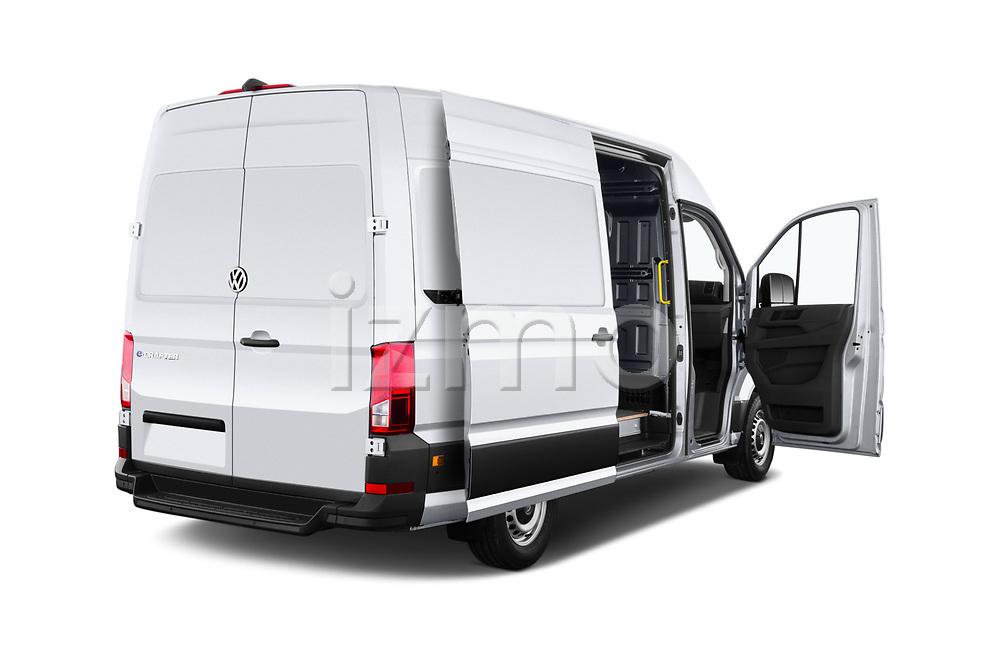 Car images of 2020 Volkswagen Crafter e-Crafter 4 Door Cargo Van Doors
