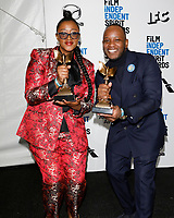 LOS ANGELES - FEB 8:  Fredrica Bailey and Stefon Bristol at the 2020 Film Independent Spirit Awards at the Beach on February 8, 2020 in Santa Monica, CA