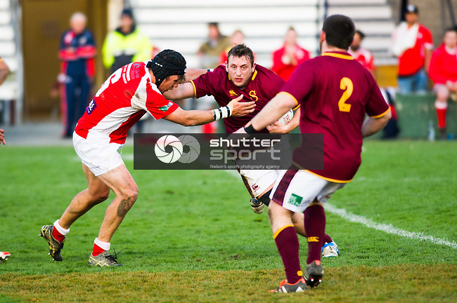 BLENHEIM,NEW ZEALAND.Rep Rugby, Tasman Red Devils vs Southland, at Lansdowne Park, on August 27th 2016 in Blenheim, New Zealand. (Photo by Ricky Wilson/Shuttersport Limited)