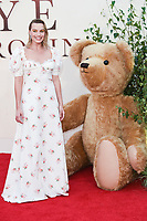 Margot Robbie<br /> arriving for the World Premiere of &quot;Goodbye Christopher Robin&quot; at the Odeon Leicester Square, London<br /> <br /> <br /> &copy;Ash Knotek  D3311  20/09/2017