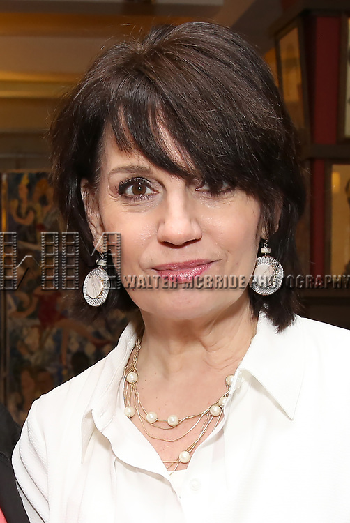 Beth Leavel attends the The Robert Whitehead Award presented to Mike Isaacson at Sardi's on May 10, 2017 in New York City.
