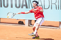 Japanese Yuichi Sugita  during Mutua Madrid Open 2018 at Caja Magica in Madrid, Spain. May 08, 2018. (ALTERPHOTOS/Borja B.Hojas) /NortePhoto.com