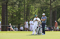Keegan Bradley (USA) on the 14th during the 1st round at the The Masters , Augusta National, Augusta, Georgia, USA. 11/04/2019.<br /> Picture Fran Caffrey / Golffile.ie<br /> <br /> All photo usage must carry mandatory copyright credit (&copy; Golffile | Fran Caffrey)