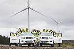 Vattenfall - Pen y Cymoedd Wind Farm