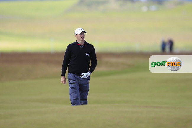 AleX Noren (SWE) during the first round of the Aberdeen Asset Management Scottish Open 2016, Castle Stuart  Golf links, Inverness, Scotland. 07/07/2016.<br /> Picture Fran Caffrey / Golffile.ie<br /> <br /> All photo usage must carry mandatory copyright credit (&copy; Golffile   Fran Caffrey)