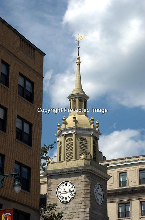 The First Parish Church