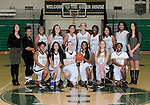 12-7-15, Huron High School girl's JV and varsity basketball teams