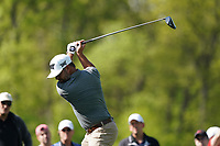Ryan Moore (USA) on the 5th tee during the 1st round at the PGA Championship 2019, Beth Page Black, New York, USA. 17/05/2019.<br /> Picture Fran Caffrey / Golffile.ie<br /> <br /> All photo usage must carry mandatory copyright credit (&copy; Golffile | Fran Caffrey)