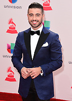 LAS VEGAS, NV - NOVEMBER 16:  Borja Voces at the 18th Annual Latin Grammy Awards at the MGM Grand Garden Arena on November 16, 2017 in Las Vegas, Nevada. (Photo by Scott Kirkland/PictureGroup)