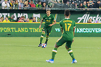 Portland, Oregon - Saturday August 10, 2019: Portland Timbers vs Vancouver Whitecaps at Providence Park