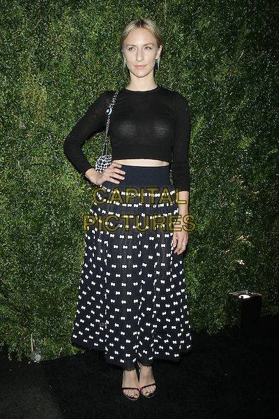NEW YORK, NY - APRIL 22: Mickey Sumner at the Chanel Tribeca Film Festival Artists Dinner at Balthazar on April 22, 2014 in New York City. <br /> CAP/MPI/RW<br /> &copy;RW/MPI/Capital Pictures