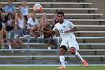 14 August 2015: North Carolina's David Mejia. The University of North Carolina Tar Heels hosted the Winthrop University Eagles at Fetzer Field in Chapel Hill, NC in a 2015 NCAA Division I Men's Soccer preseason exhibition. North Carolina won the game 4-1.